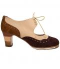Zapato de flamenco profesional Zahara