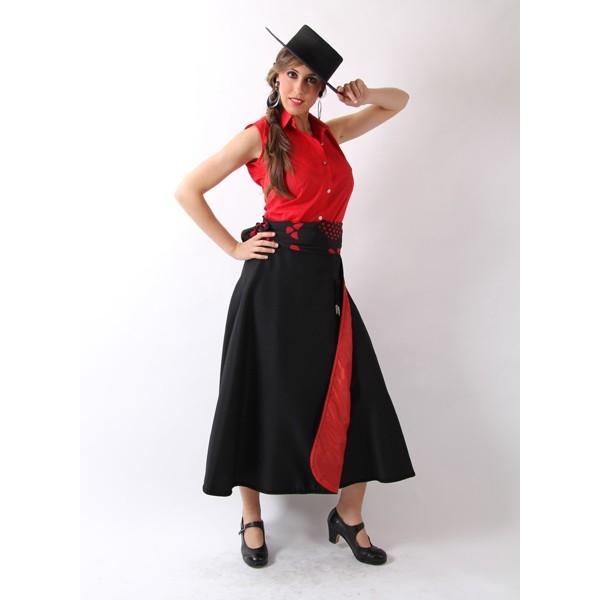 falda flamenca o faldas de gitana para ni a modelo cordobesa ForModelo Cordobesa