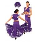 Faldas flamencas mod. EF124