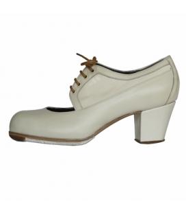 Zapatos Flamenco Gallardo Fantova Negro