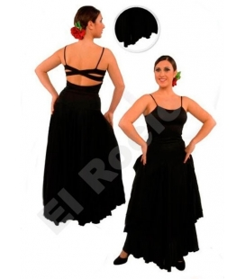 Faldas Flamencas Baile mod. 147 sra