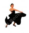 Falda baile mod. 147 sra