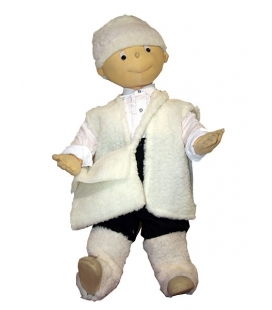 disfraz de pastor
