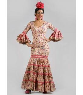 Vestidos de Flamenca Raya