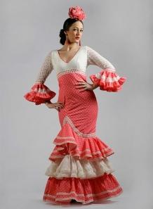 Trajes de Flamenca Pasodoble 2015