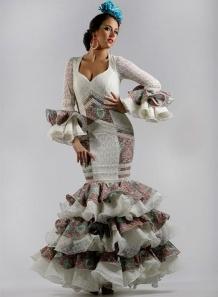 Trajes de Flamenca Alborea