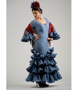 Traje de Flamenca Trebol