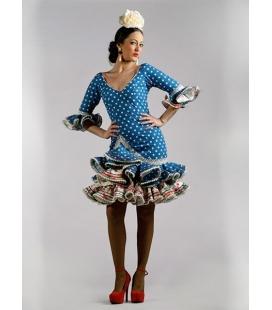 Trajes de Flamenca Luna