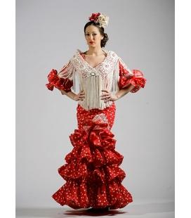 Traje de Flamenca, Modelo Compás, Moda Flamenca