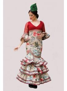 Moda flamenca 2015 Deblas