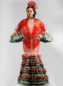 Trajes de flamenca 2015 Carmen