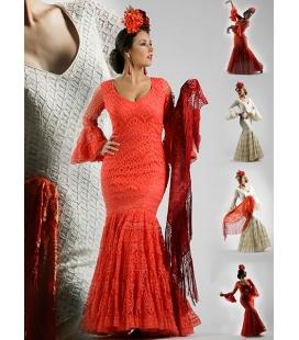 Trajes de Flamenca Julieta