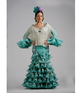 Trajes de Flamenca Guadalquivir