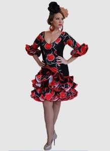 Trajes de Flamenca 2015 Caña