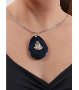 Colgante Piedra Azul
