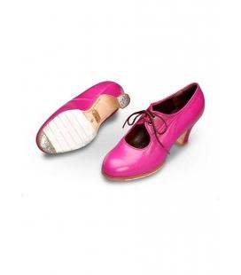 Zapato Flamenco Yerbabuena B (piel)