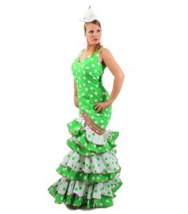 Trajes de Flamenca 2016, Talla 54