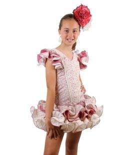 Trajes de Flamenca Niña, Paola