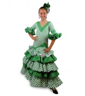 Trajes de Flamenca para Niña, Verdiales