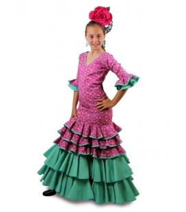 Trajes Flamenca Niña, Laures