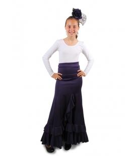 Faldas de Ensayo Niñas, Modelo Salon