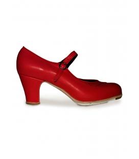 Zapatos de Flamenco, Mercedes Piel/Ante Colores