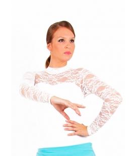 Mallas Para Ballet De Encaje