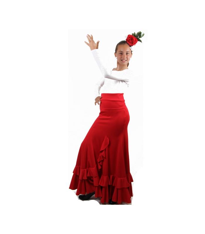 ef6aa9054 faldas flamenco baratas online