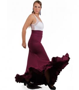 Faldas de Flamenca mod. EF258 (punto-punto)