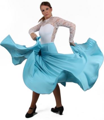 Faldas Flamencas Baile