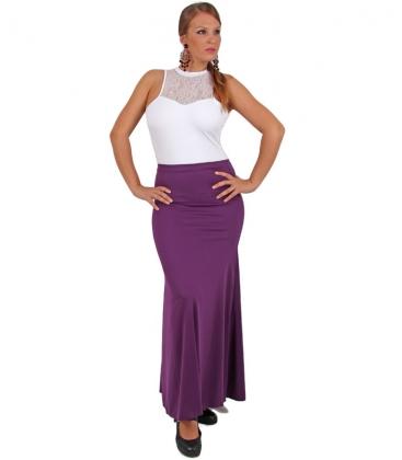 Faldas de baile flamenca