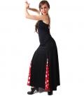 Faldas de flamenca 4 godet