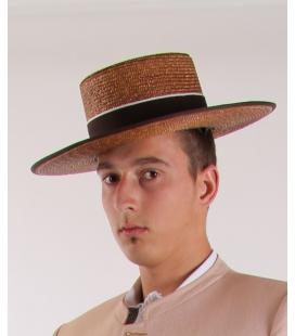 Sombrero Cañero Paja Vegetal Signe