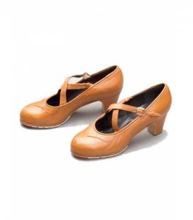 Zapatos Flamenco Gallardo 2 Correas