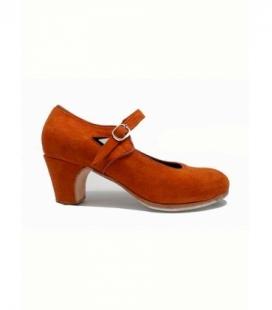 Zapatos Flamenco Amaya de Gallardo