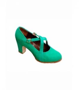 Zapatos de Flamenco Gallardo Cruzado