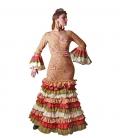 vestidos flamencos roal