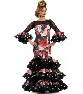 Traje de Flamenca, Taranto Super