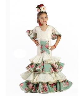 Vestido de Flamenca para niñas