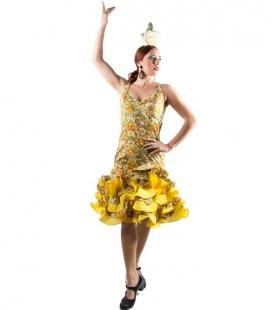 Trajes de flamenca, Talla 38 (M)