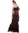 faldas flamencas elegantes