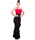 faldas para baile flamenco