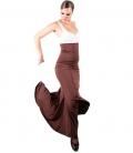 Falda Flamenca Sacromonte Cintura Alta