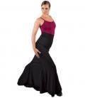 falda flamenca sacromonte