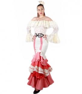 Faldas Flamencas, Talla XL
