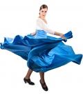 faldas flamencas 8 godets