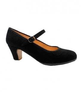 Zapato Baile Flamenco Ante Forrado