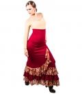 Faldas Flamencas Estrella - NUEVO