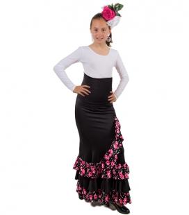 Faldas Flamencas Para Niñas