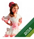 Trajes de Flamenca 2018 Niñas